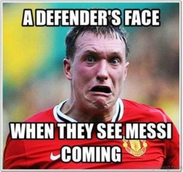 A Defender's Face
