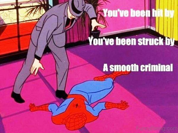 A Smooth Criminal