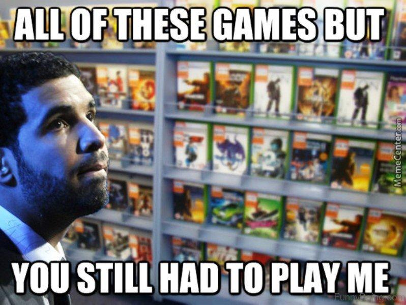 All These Drake Meme