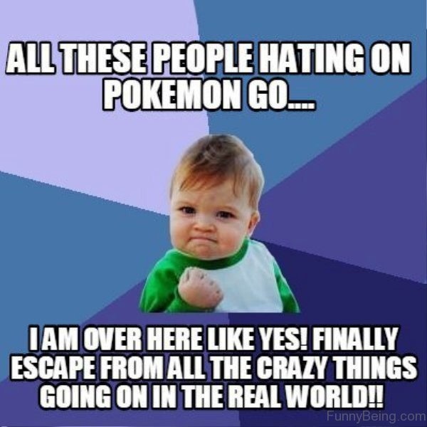 All These People Hating On