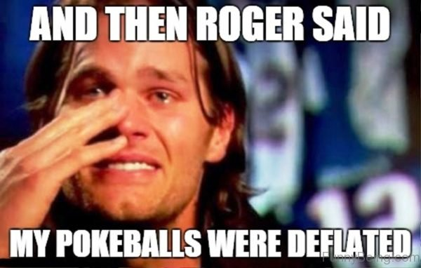 And The Roger Said