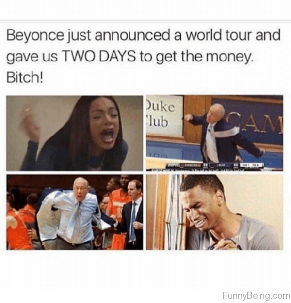 Beyonce Just Announced A World Tour
