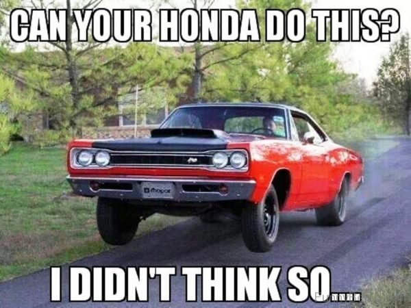 Can Your Honda Do This