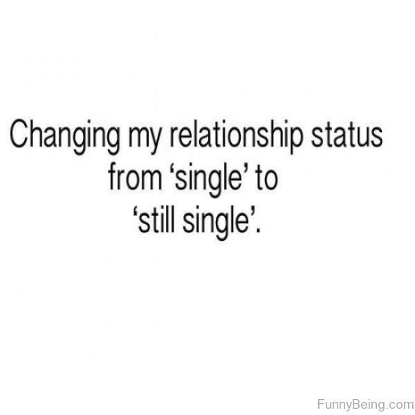 Changing My Relationship Status