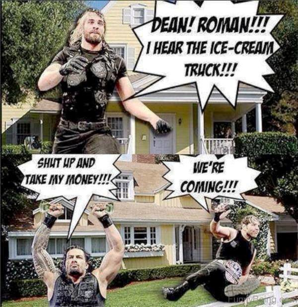 Dean Roman I Hear The Icecream Truck