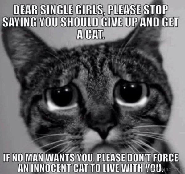 Dear Single Girls