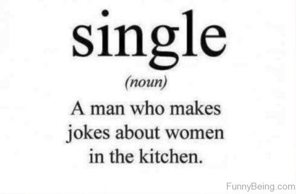 Defination Of Single