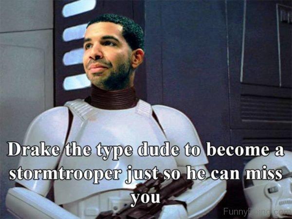 Drake The Type Dude