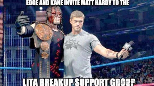 Edge And Kane Invite Matt Hardy