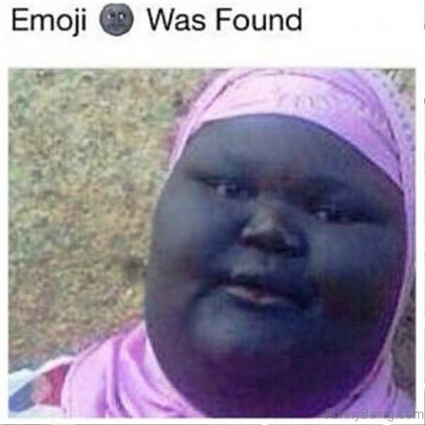 Emoji Was Found