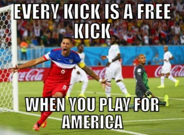 Every Kick Is A Free Kick