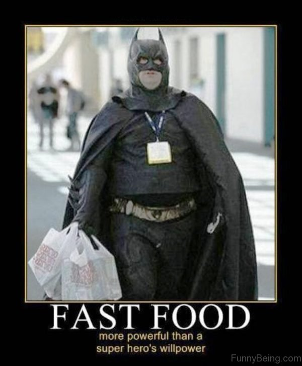 Fast Food More Powerful