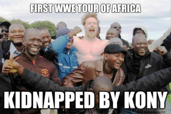 First WWE Tour Of Africa