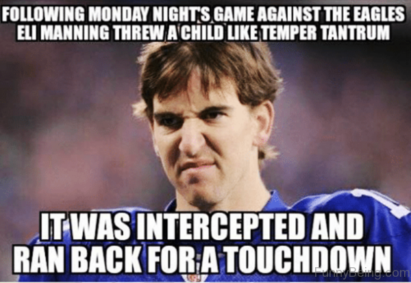Following Monday Night's Game