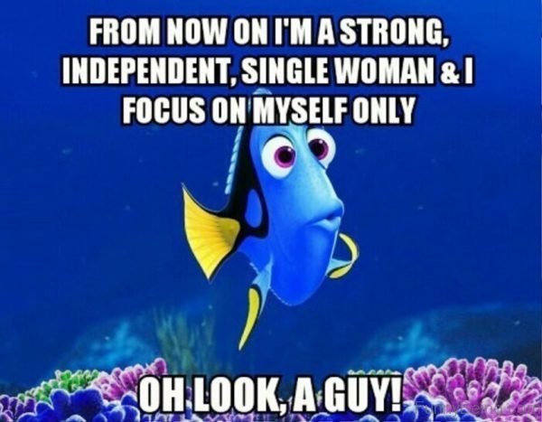 From Now On I'm A Strong Independent