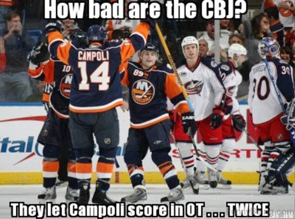How Bad Are The CBJ