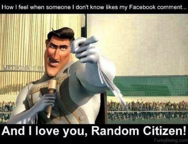Make You Feel The Love Meme By Karakara Memedroid