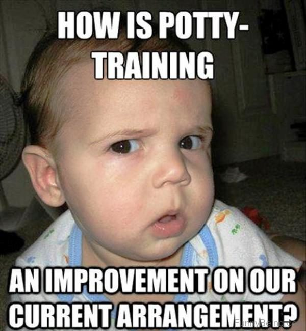 How Is Potty Training