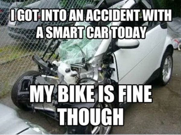I Got Into An Accident