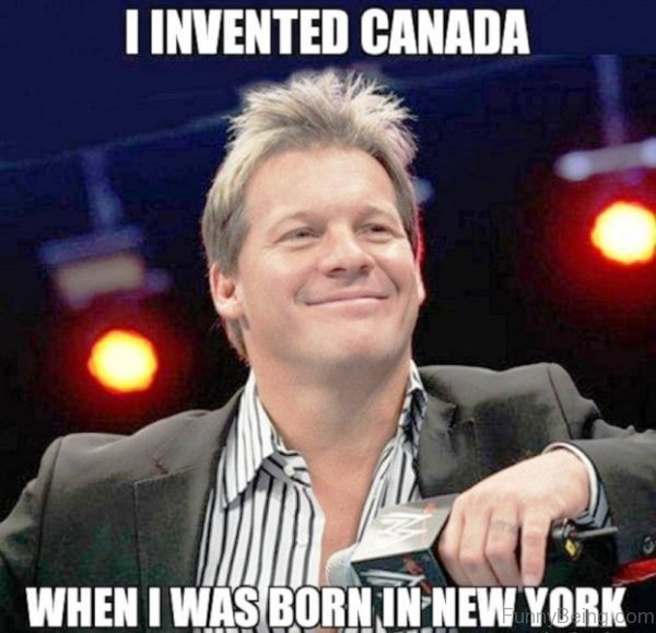 I Invented Canada