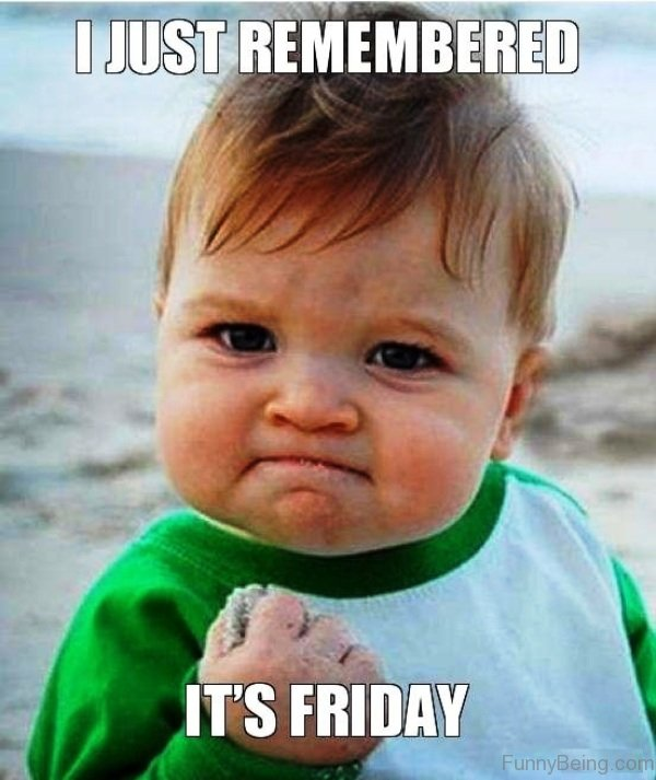 Its Friday Meme