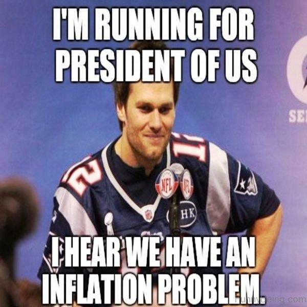 I'm Running For President Of Us
