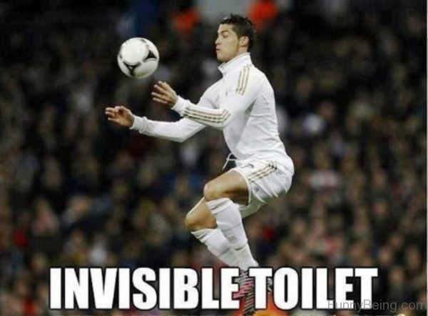 Invisible Toilet