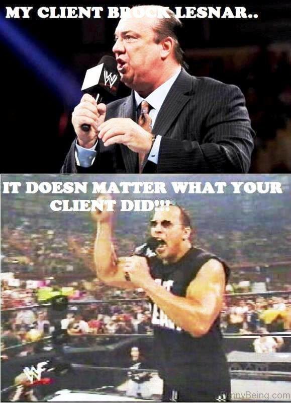 It Doesn't Matter