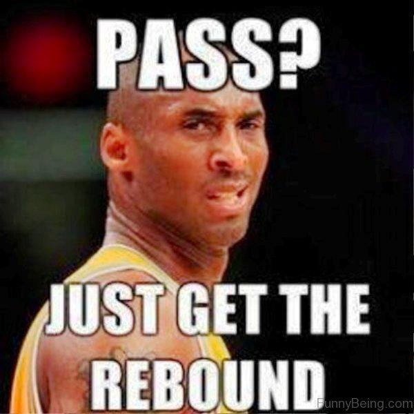 Just Get The Rebound