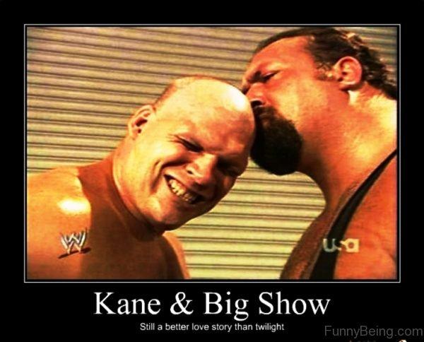 Kane And Big Show