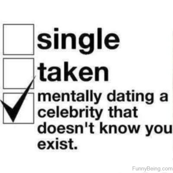 Mentally Date A Celebrity