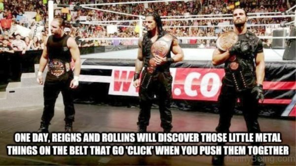 One Day, Reigns And Rollins Will Discover