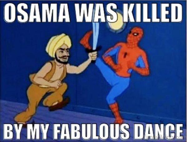 Osama Was Killed