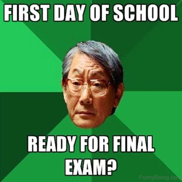 Ready For Final Exam