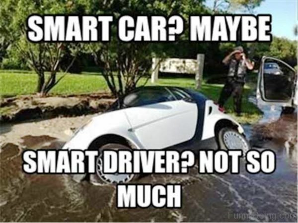 Smart Car Maybe