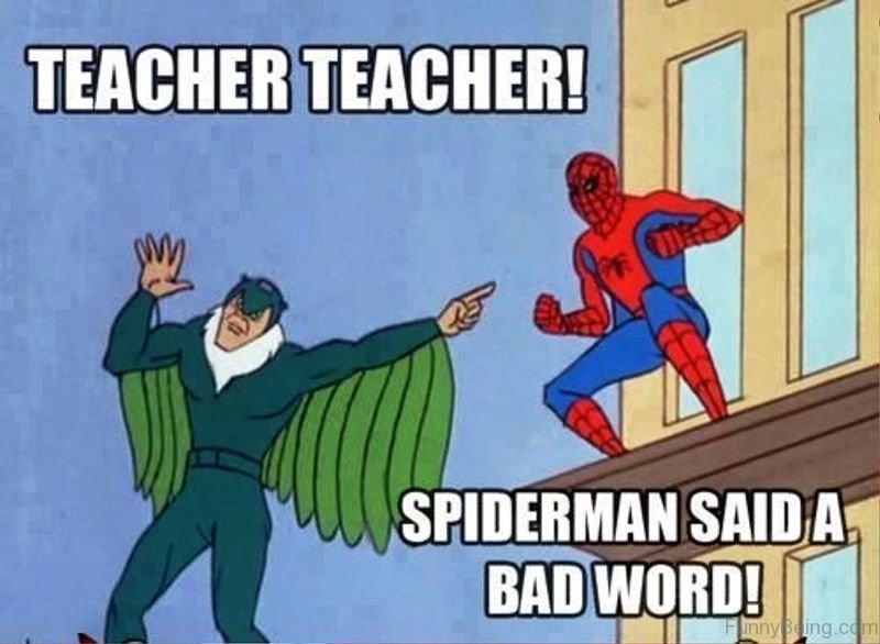 52 Hilarious Spiderman Memes