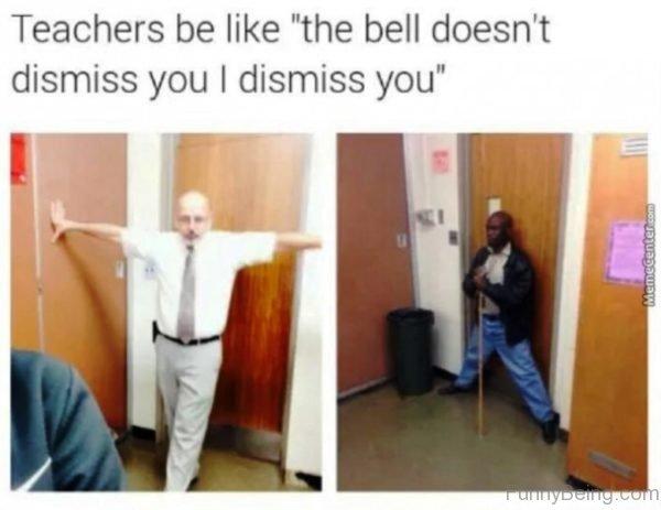 Teachers Be Like