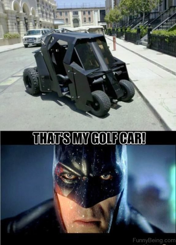 That's My Golf Car