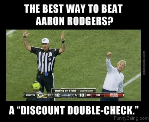 The Best Way To Beat Aaron Rodgers