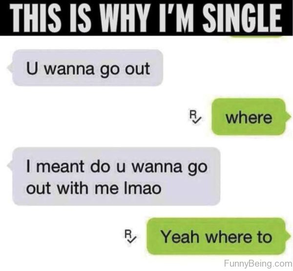 This Is Why I'm Single