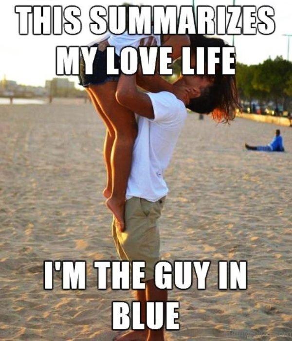 This Summarizes My Love Life