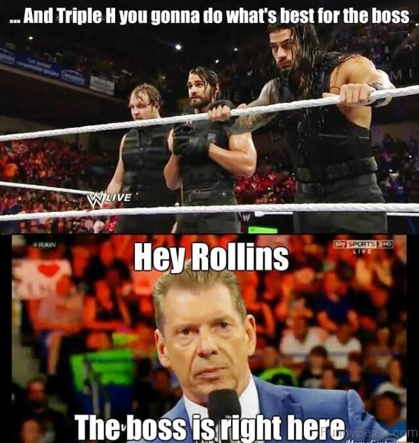 Triple H You Gonna Do