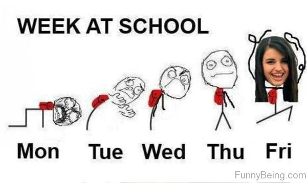 Week At School