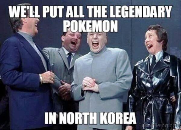 We'll Put All The Legendary Pokemon