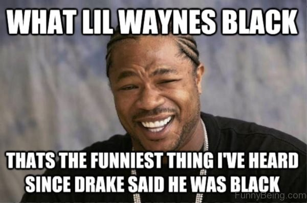 What Lil Waynes Black