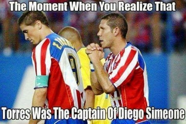 When You Realize That Torres Was