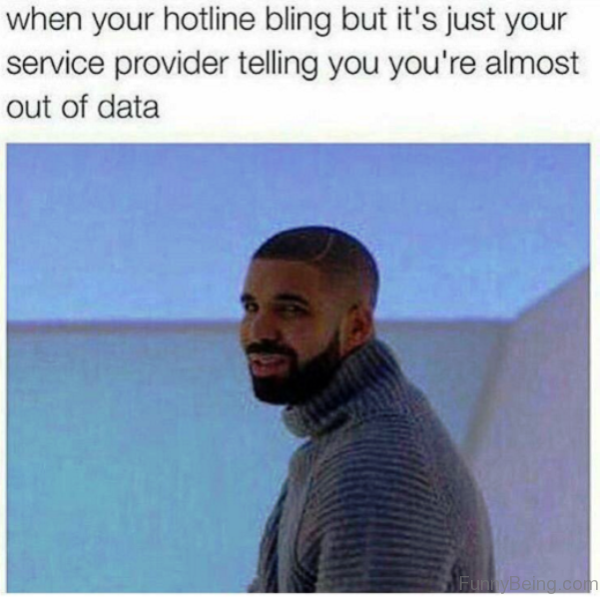 When Your Hotline Bling