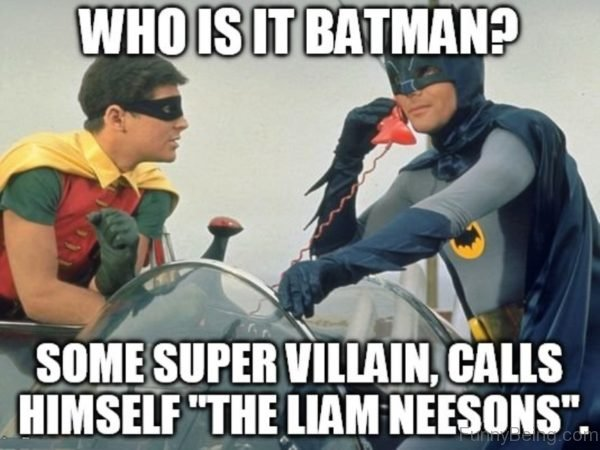 Who Is It Batman