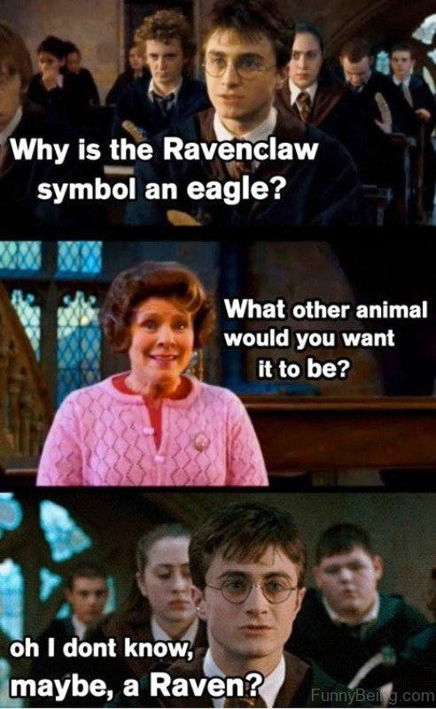 Why Is The Ravenclaw Symbol