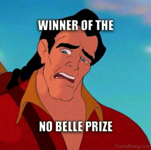 Winner Of The No Belle Prize